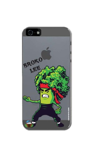 iPhone 5/5S Broko Lee Desenli Kapak