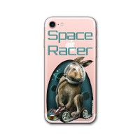 iPhone 7 Space Racer Desenli Kapak