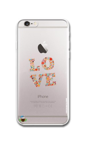 iPhone 6/6S Love Telefon Kılıfı